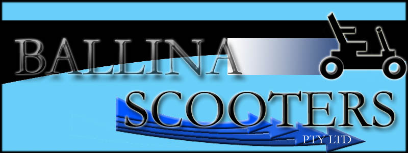 Ballina Scooters page header